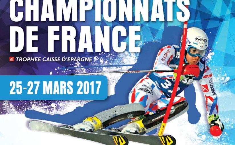 Les championnats de France 2017 àLélex