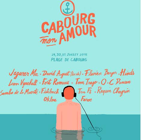 Festival de musique 'Cabourg mon Amour' les 29, 30 & 31 Juillet2016