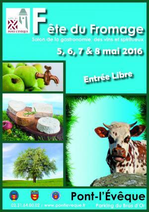 Du 5 au 8 Mai 2016: 33ème édition de la Fête duFromage