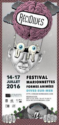 Festival de la marionnette du 14 au 17Juillet