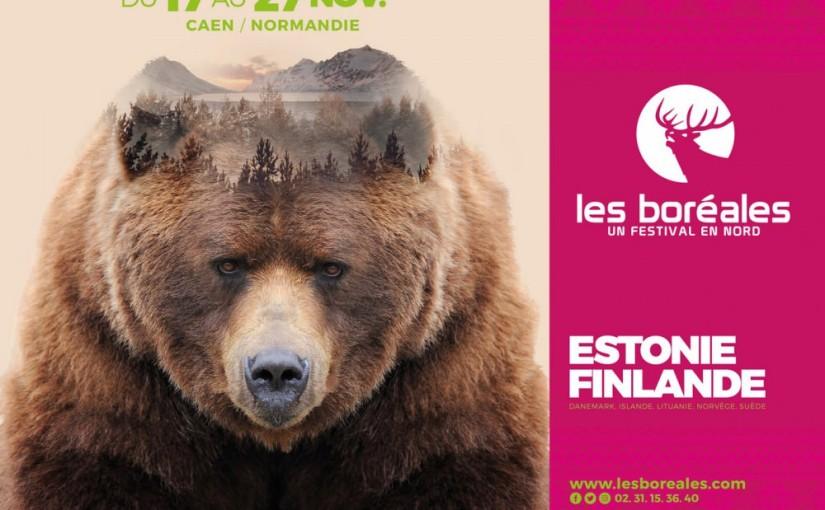 Festival «Les Boréales» en Normandie du 17 au 27novembre
