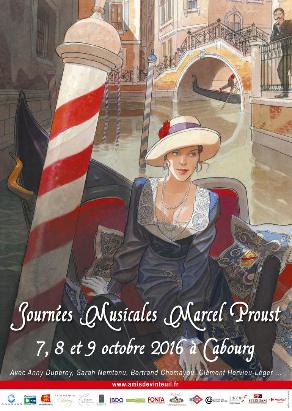 A Cabourg, la 3ème édition des Journées Musicales MarcelProust
