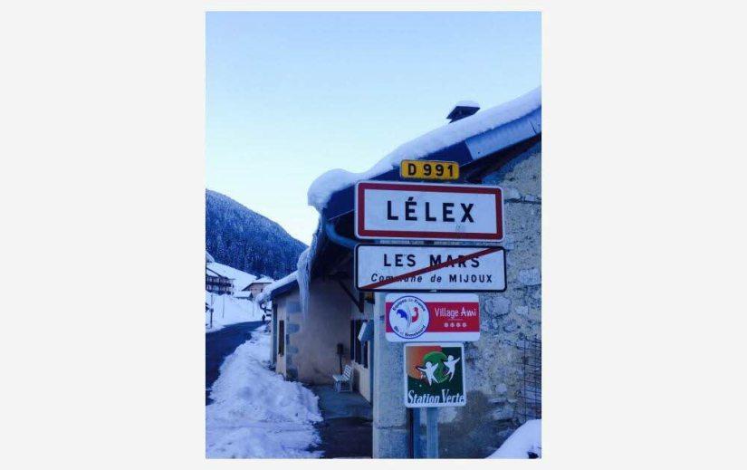 Le slalom des jonquilles à Lélex le 25 Mars, une épreuvecaritative